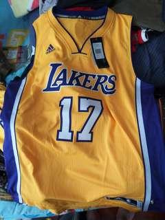 Lakers Lin Jersey