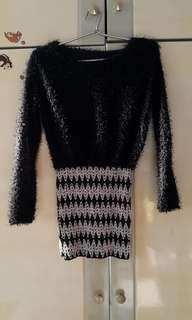 *冬裝特價*造型包臀洋裝