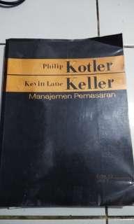 Manajemen Pemasaran Philip Kotler Edisi 13 Jilid 1