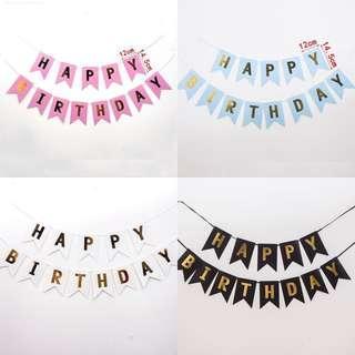 ✔️Happy birthday banner