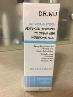 Dr. Wu玻尿酸保濕修復眼霜15ml