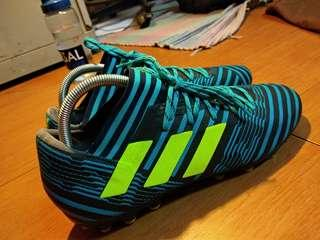 Adidas nemeziz 17+ energy blue 42 2/4