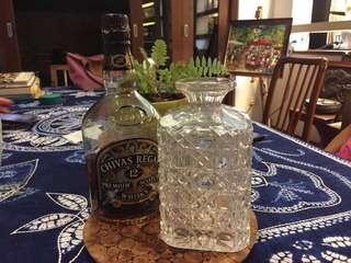 🚚 Crystal Whisky Decanter