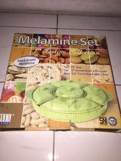 Melamine Set untuk menaruh masakan