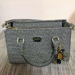 🇰🇷 Quilt Crossbody Bag