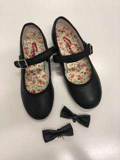 🚚 Leather tap dance shoes