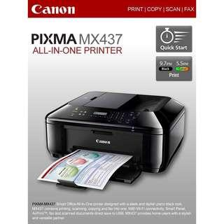 PIXMA MX437 All-in-One Printer (Canon)