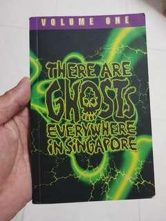 There are Ghosts Everywhere in Singapore (Vol 1)