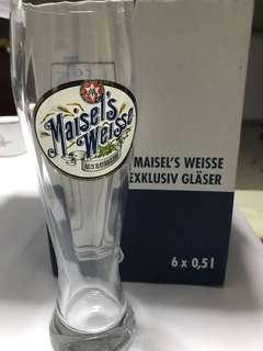 Maisel's Weisse Pint Glass