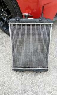 Radiator(cool gear)Denso and radiator fan(ori denso)