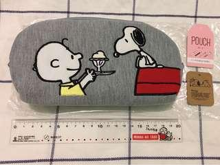 Snoopy Charlie Brown 筆袋 化妝袋