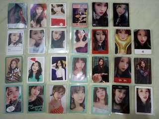WTS TWICE Mina Photocard