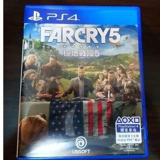 Far Cry 5 (中文版) (Code已用)