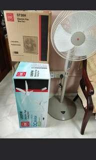Buyback Spoilt KDK Electric Fans