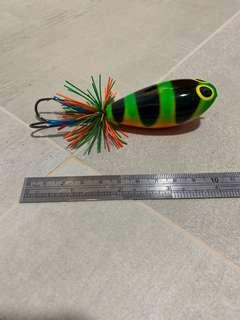 🚚 Jump Frog Lure