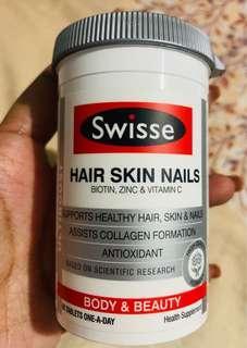 🚚 Nails, Hair & Skin Supplement