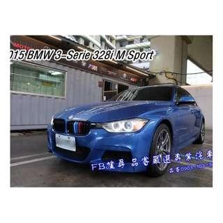 2015 BMW 3-Serie 328i M Sport