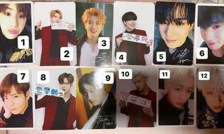 🚚 WTS GOT7 never ever pc