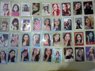 WTS TWICE Nayeon Photocard