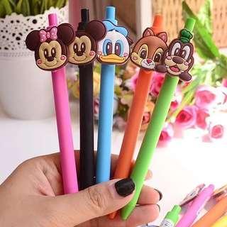 🚚 Cartoon character Mechanical pen