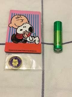 Snoopy Charlie Brown 電話薄(絶版)