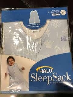 🚚 Halo sleep sack