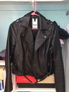 Soia & Kyo Real Leather Jacket