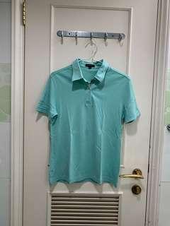 Burberry 短袖襯衫 T恤 polo shirt