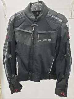 Rjays Octane 2 summer armour riding jacket - CE armour