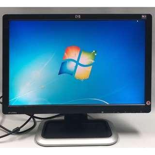 "HP L1908W 19"" Inch Monitor (Used)"