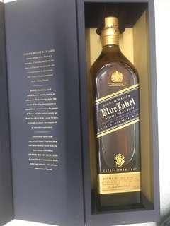 1L Johnnie Walker Blue Label