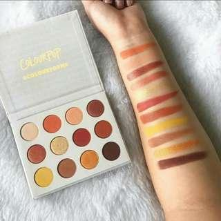 Colourpop yes, please!眼影盤