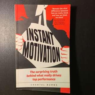 🚚 INSTANT MOTIVATION : THE SURPRISING TRUTH ABOUT WHAT REALLY DRIVES TOP PERFORMERS
