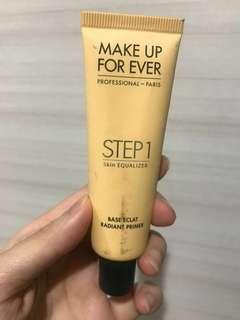 Make Up For Ever Primer Yellow