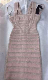 "Herve Leger ""Alyia"" dress (New)"