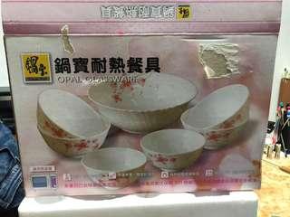 🚚 鍋寶耐熱餐具