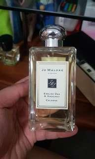 Jo Malone - English Oak and Hazelnut cologne
