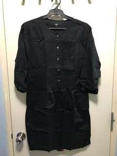 Uniqlo Button Dress