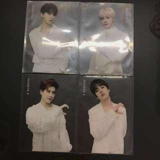 WTS MONSTA X WE ARE HERE TRANSPARENT PC