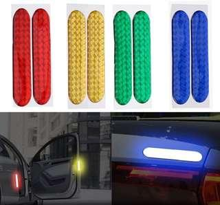 Car safety lights