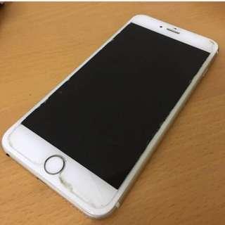 金色iphone6 plus 64g