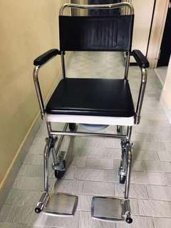 2-in-1 Commode Chair
