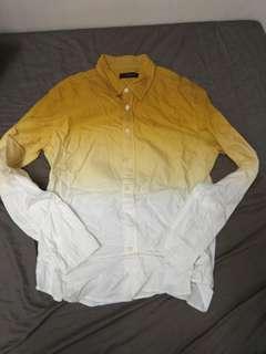 90%新。Rageblue Shirt Size M