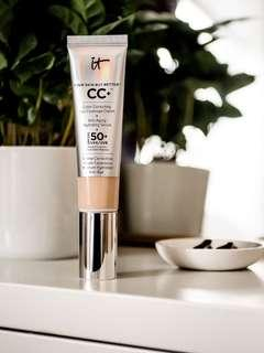 ⚠️NFS ATM!!⚠️ IT COSMETICS Your Skin But Better CC + SPF 50 + cream
