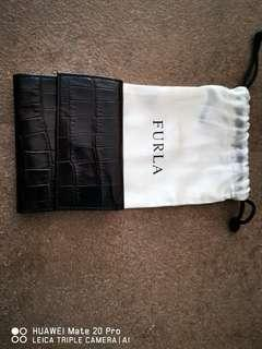Furla small size 3 folds wallet