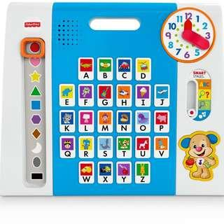 Fisher-Price Laugh & Learn Puppy's A-to-Z Smart Pad
