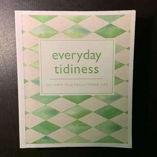 🚚 EVERYDAY TIDINESS