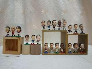 football classic player figures