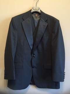🚚 美國Tommy 全套三式西裝禮服