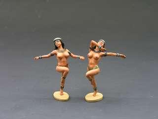 King & Country Toy Soldiers - AE023 Dancing Girls BNIB